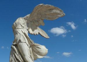 Statue Montpellier