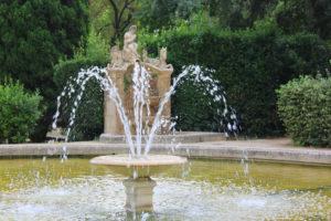 Fontaine domaine d'Ô