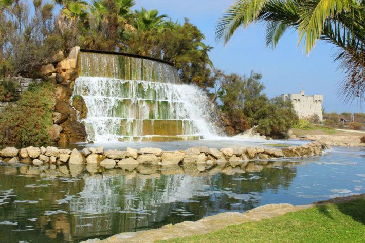 Parc du Levant