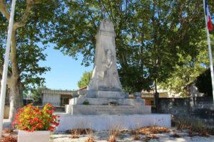 Statue Bellegarde