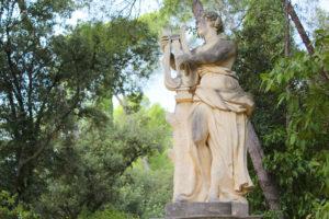 Statue domaine d'Ô