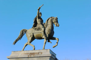 Statue Louis XIV