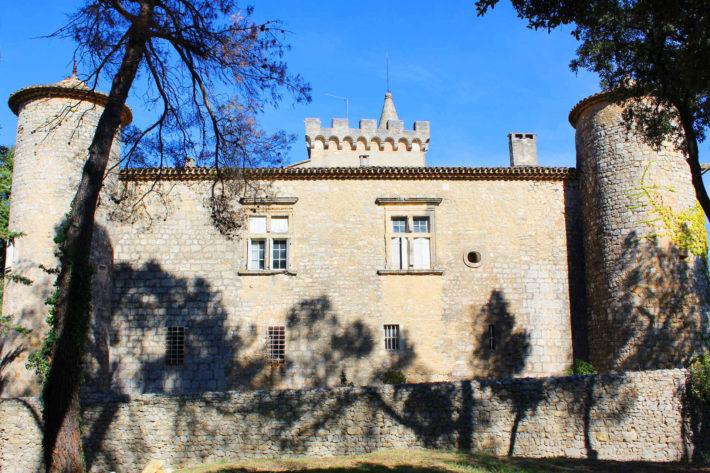 Château de Montarnaud