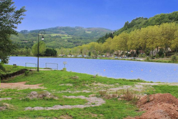 Lac de Ceilhes-et-Rocozels
